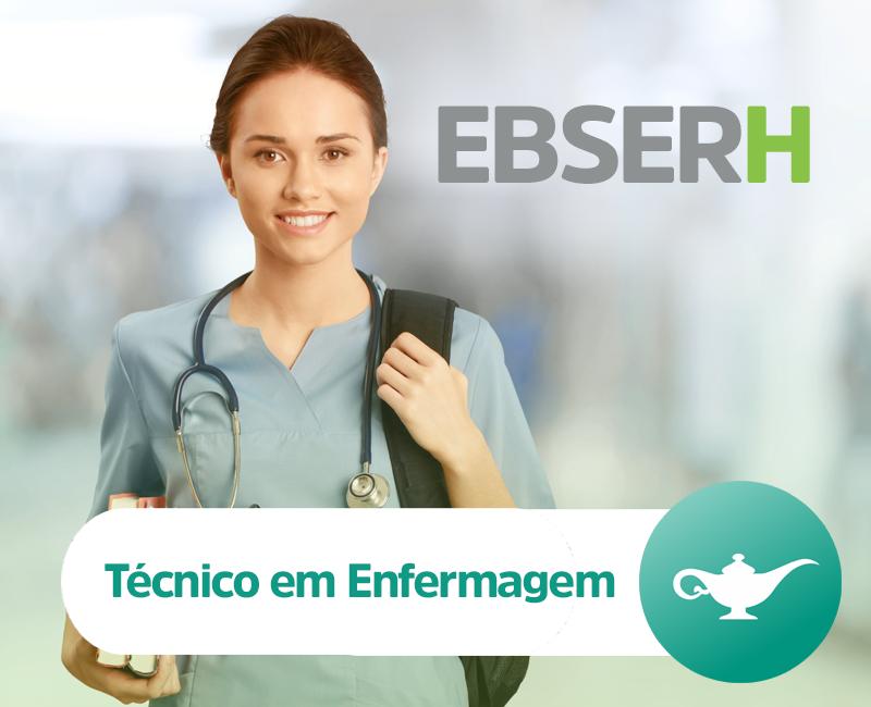 ebserh saiu o edital! 550 vagas para enfermagem! curso paracursos para ebserh 2018